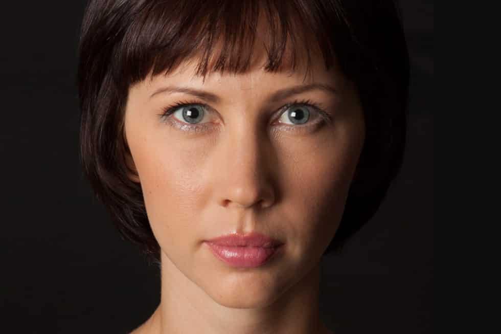 Polina Gavria, Corporate Headshots, Artist Headshot, Artist Portrait